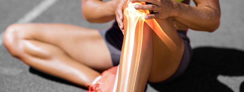 lesione o rottura del Legamento crociato anteriore