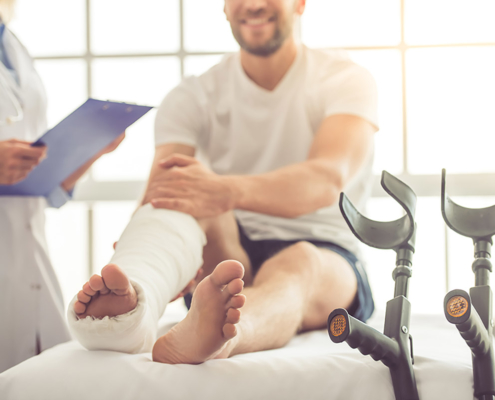 artrosi post traumatica fratture ginocchio spalla dottor claudio manzini
