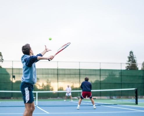 epicondilite gomito del tennista